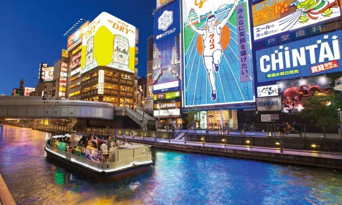 Dotonbori Osaka jepang japan liburan murah ke Jepang 2016 ala backpacker paket liburan murah ke Jepang tips liburan murah ke Jepang cara liburan murah ke Jepang
