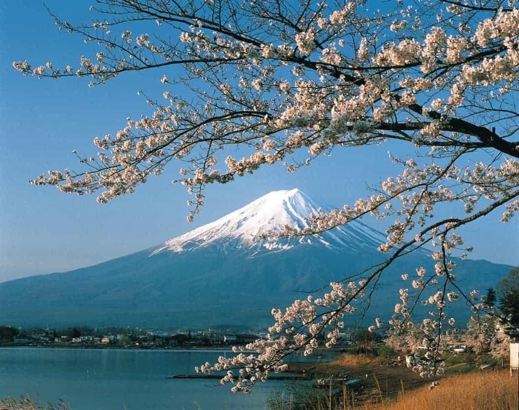 Gunung Fuji Jepang Tour Ke Jepang Wisata Ke Jepang Jalan Jalan Jepang Liburan Ke Jepang