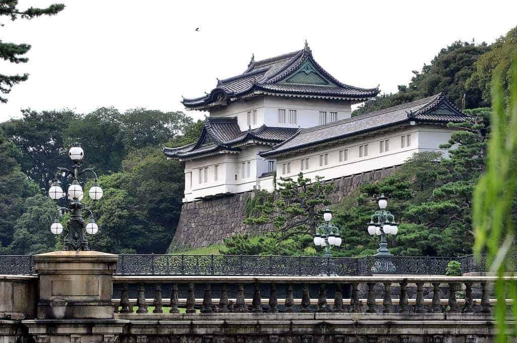 Imperial Palace jepang Biaya Liburan Ke Jepang 2016 selama seminggu berapa 1 minggu murah