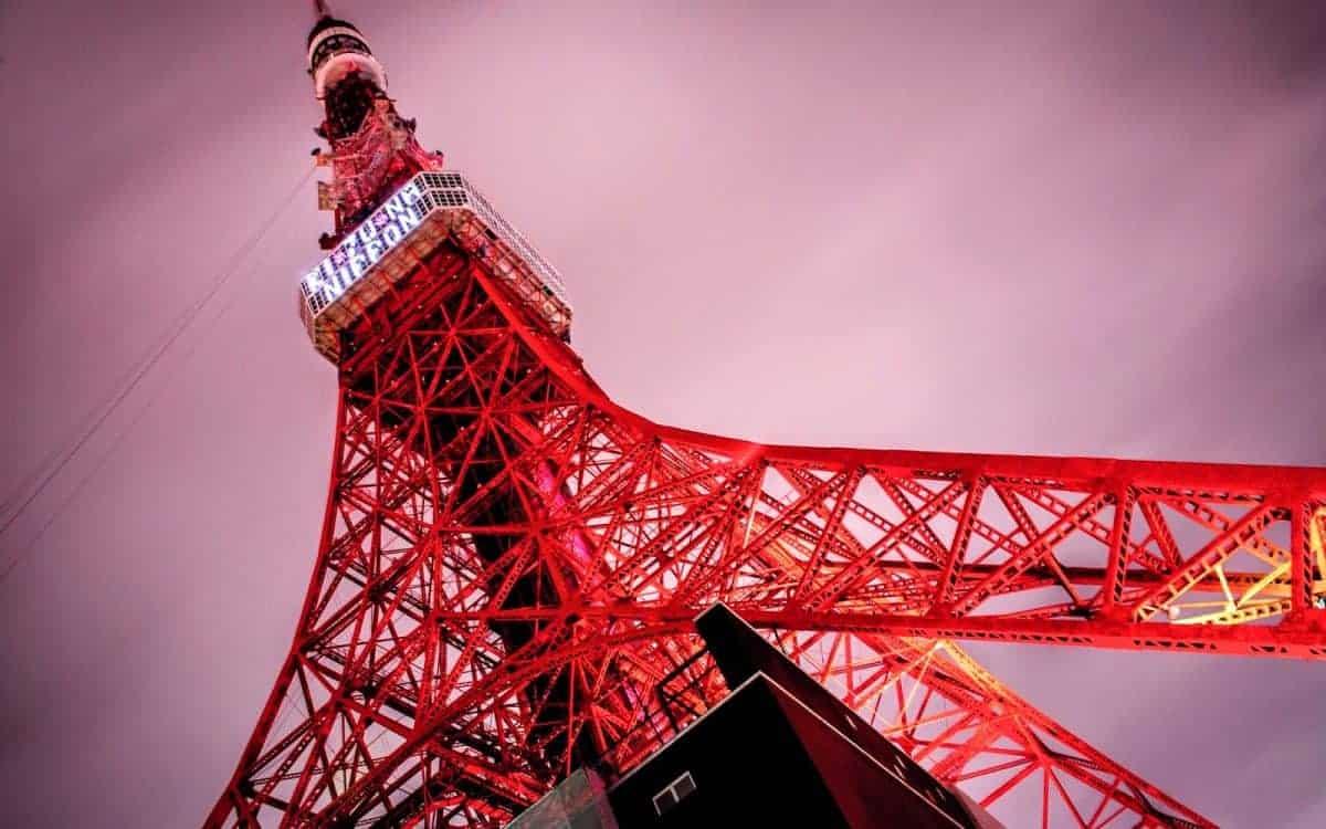 Menara Tokyo Jepang Paket Wisata ke Jepang 2016 murah korea wisata ke jepang 2016