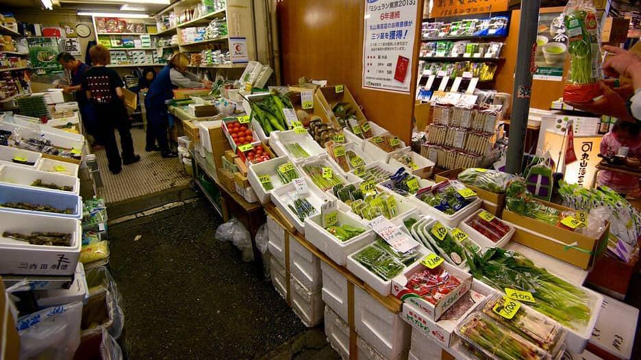 Pasar Tsukiji Tokyo jepang liburan murah ke Jepang 2016 ala backpacker paket liburan murah ke Jepang tips liburan murah ke Jepang cara liburan murah ke Jepang