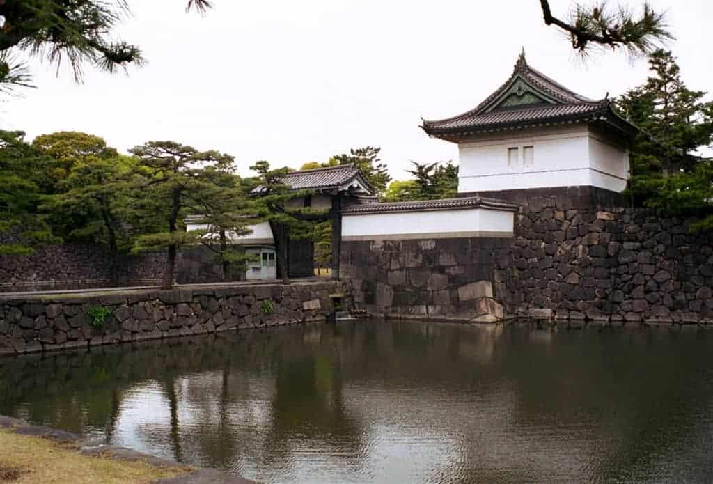 Tokyo Imperial Palace Tokyo jepang liburan murah ke Jepang 2016 ala backpacker paket liburan murah ke Jepang tips liburan murah ke Jepang cara liburan murah ke Jepang