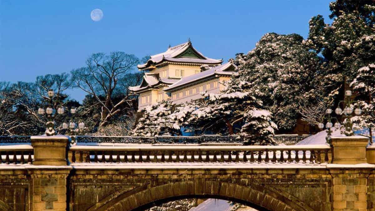 imperial palace tokyo jepang Biaya Liburan Ke Jepang 2016 selama seminggu berapa 1 minggu murah