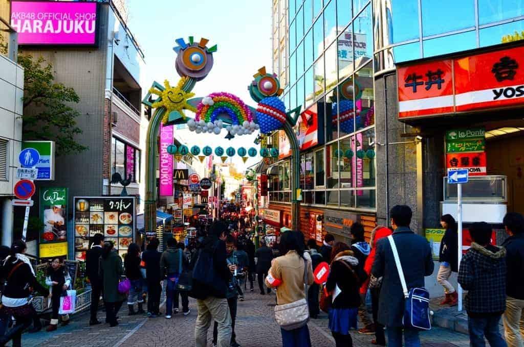 Harajuku jepang liburan ke Jepang murah 2016 paket liburan ke jepang murah tips liburan ke Jepang murah biaya liburan ke Jepang murah liburan jepang murah