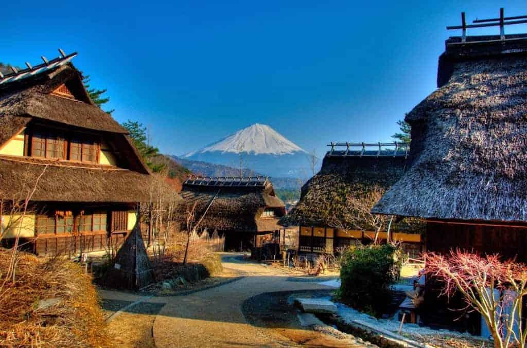 Paket Tour Wisata Jepang Musim Sakura 29 Maret - 3 April 2018 6