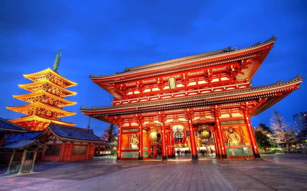 Paket Tour Wisata Jepang Musim Sakura 29 Maret - 3 April 2018 8