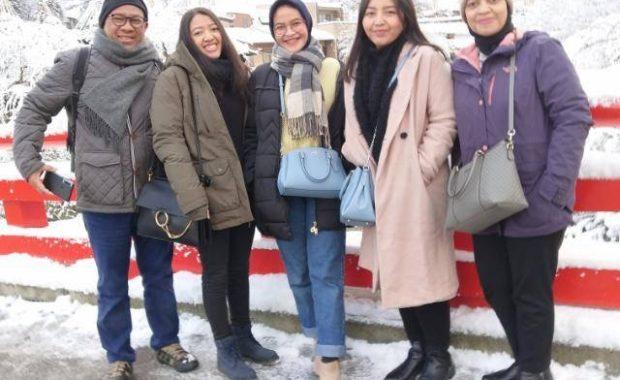 Basuko and Family