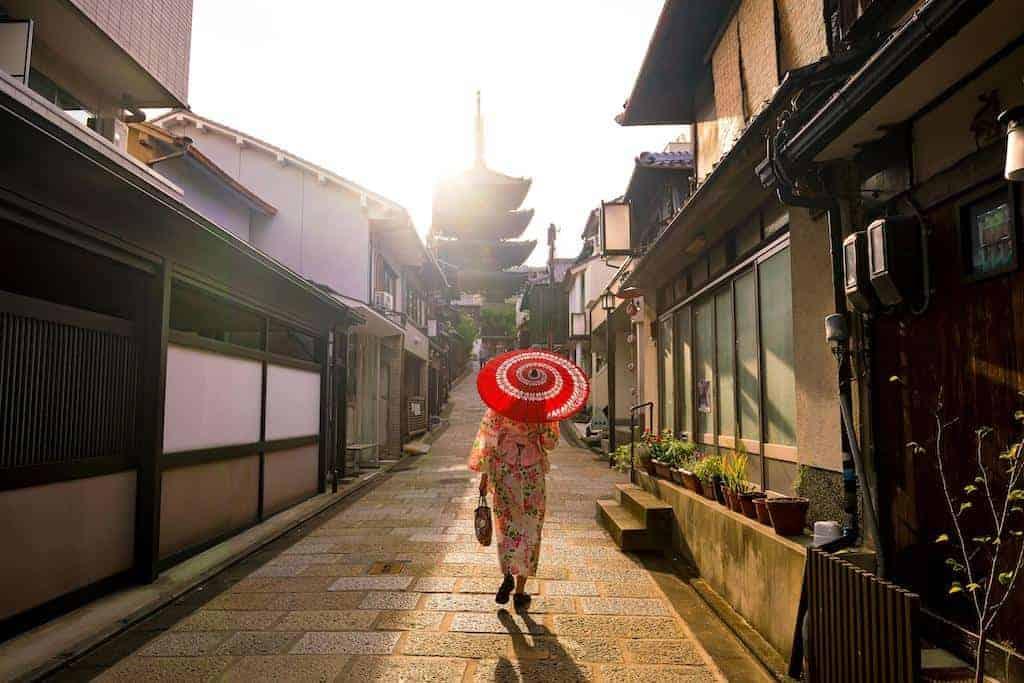 tour japan golden route